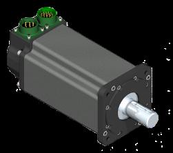 exlar servo motor