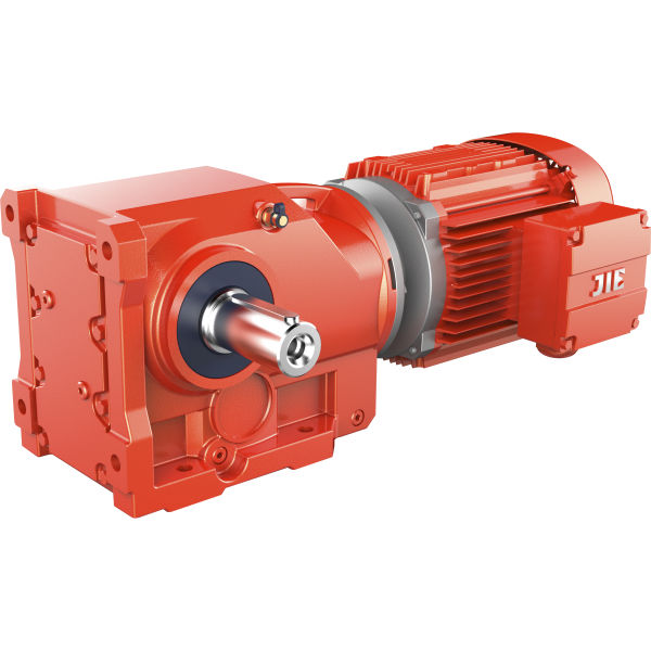 JRTK (right angle shaft helical with motor)