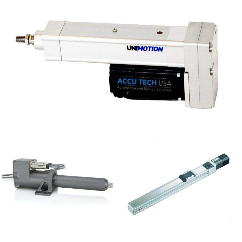 Ballscrew Actuators and Stages 2